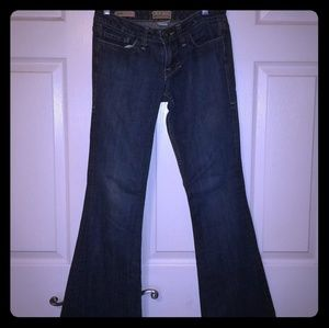 William Rast Daisy Super Flare Jeans